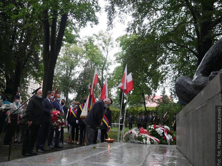 Obchody 81. rocznicy wybuchu II wojny światowej w Cieszynie