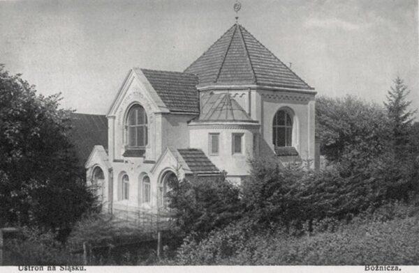 81 lat temu Niemcy spalili synagogę w Ustroniu