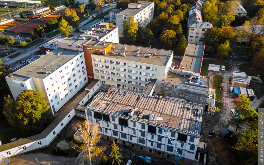 Od dzisiaj nie będzie można odwiedzać pacjentów w Szpitalu Górniczym w Karwinie