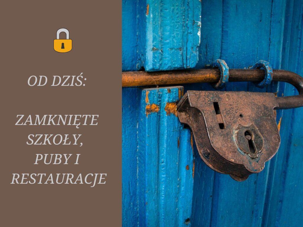 Zamknięte szkoły i restauracje. Jakie restrykcje obowiązują w Czechach od dzisiaj?