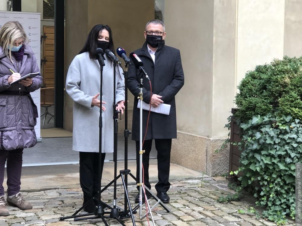 Alicja Knast dyrektorką Galerii Narodowej w Pradze