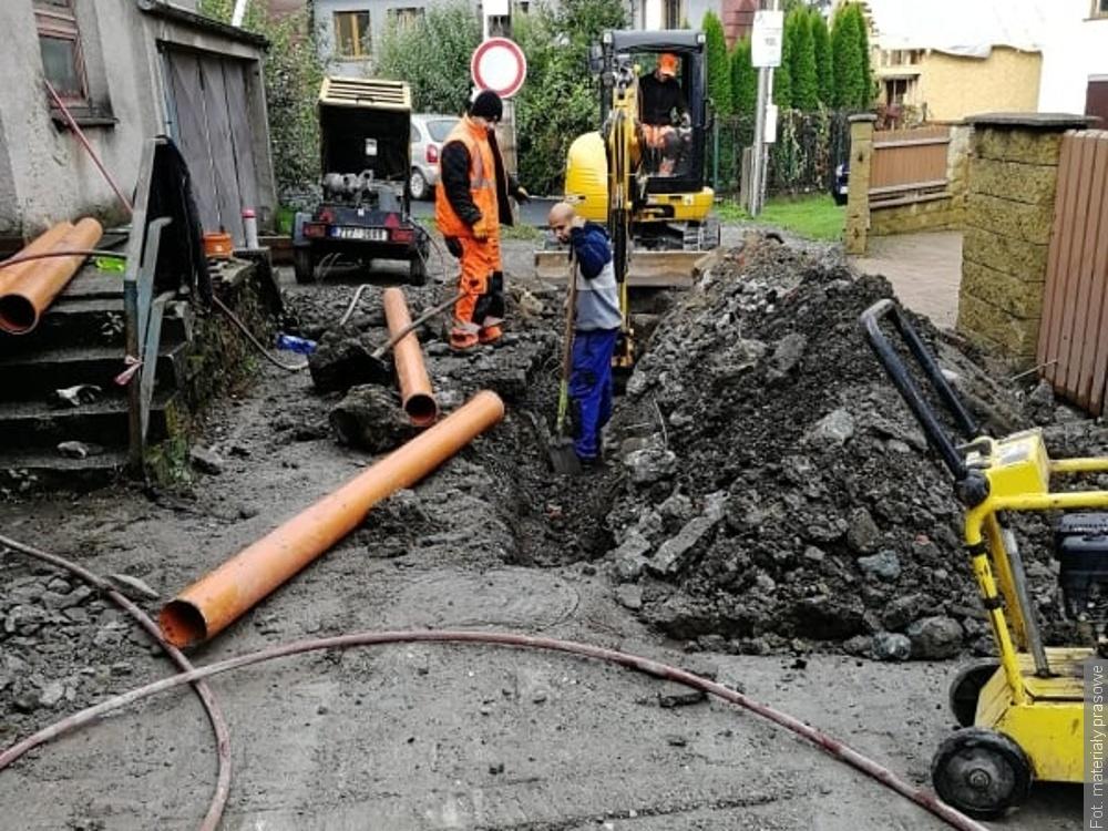 W Jabłonkowie przeznaczono dwa miliony koron na remont dróg