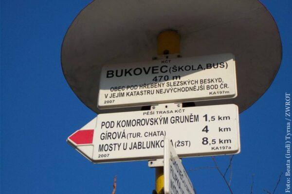 Nowe szlaki długodystansowe w Czechach