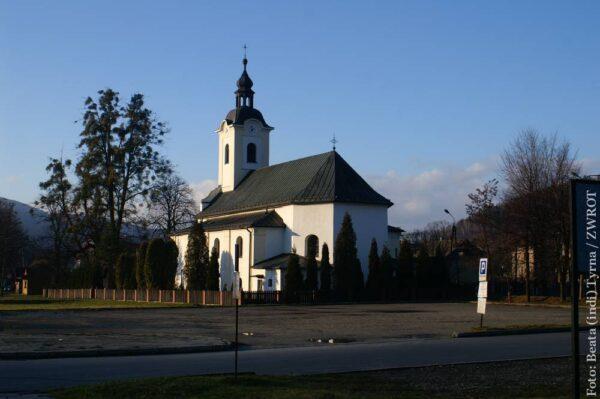 Spacery ze Zwrotem: kościół św. Jana Chrzciciela w Brennej