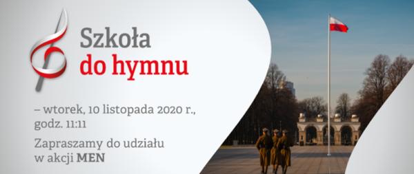 Świętuj Dzień Niepodległości i dołącz do wspólnego śpiewania Mazurka Dąbrowskiego