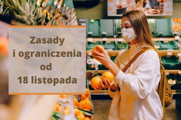 Nowe obostrzenia w Czechach. W sklepach limity osób