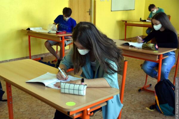 Jak będą wyglądały egzaminy wstępne do szkół średnich w tym roku szkolnym?