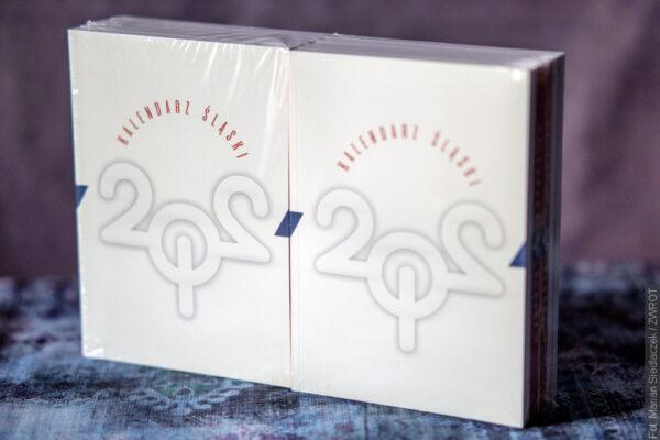 Kalendarz Śląski na rok 2021 w sprzedaży od środy