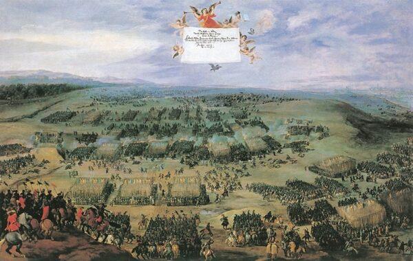 Bitwa na Białej Górze (8 listopada 1620)