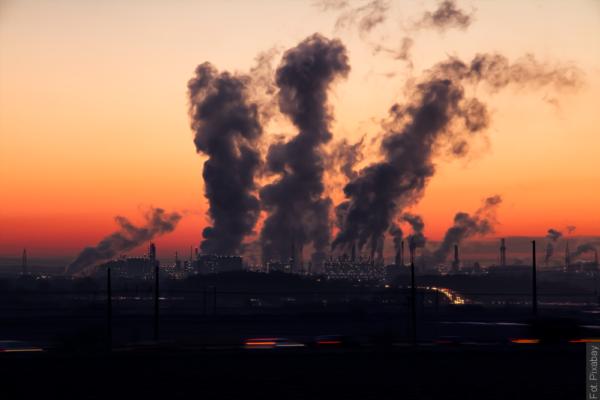 Granice państw nie są barierą dla zanieczyszczonego powietrza