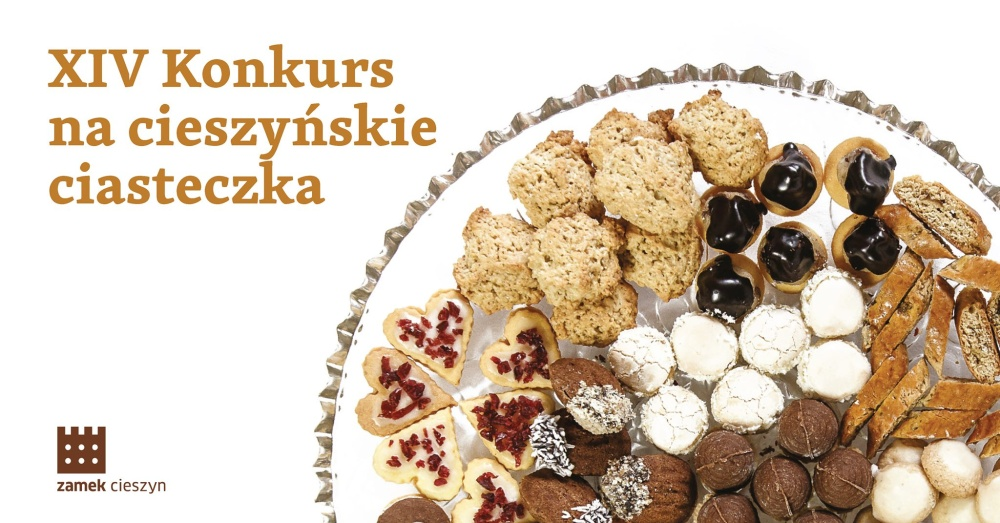 Można zgłosić się do konkursu o najlepsze ciasteczka
