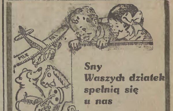 Wiadomości z przeszłości. Jakie prezenty świąteczne dostawały dzieci z Zaolzia w 1936 roku?