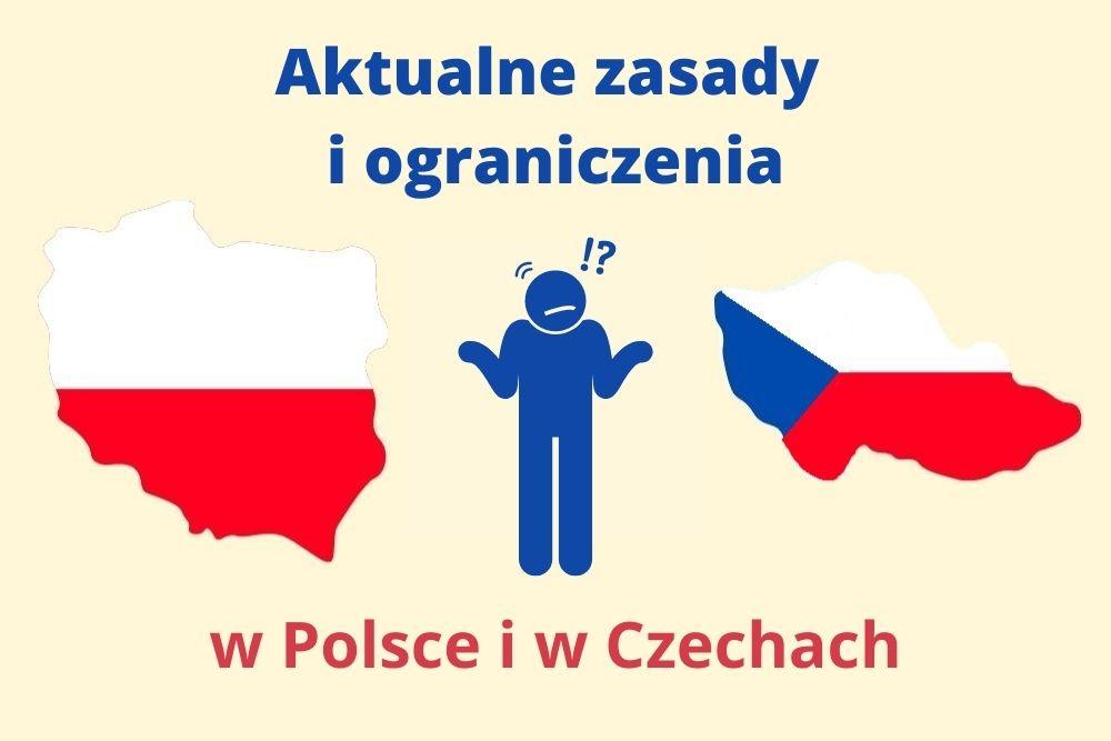 Nowe obostrzenia w Polsce i w Czechach [lista obostrzeń]