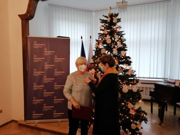 Martyna Radłowska-Obrusník nagrodzona