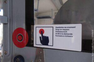 Uwaga! Na linii Czeski Cieszyn – Frydek-Mistek pociągi zatrzymują się tylko na żądanie