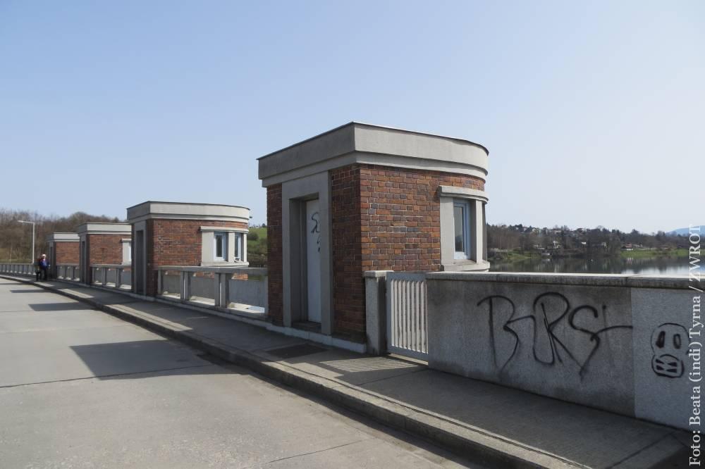 Spacery ze Zwrotem: zapora w Żermanicach
