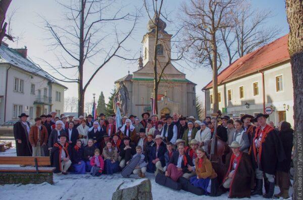 15 lat Górali Śląskich w Rodzinie Związku Podhalan