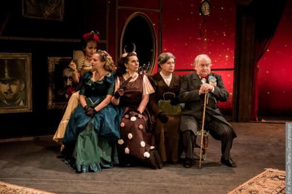 Premierę Sceny Polskiej Teatru Cieszyńskiego będzie można zobaczyć on-line