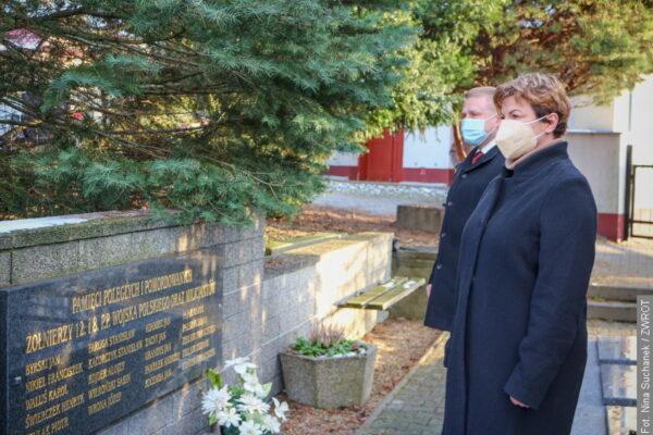 W Stonawie uczczono  pamięć ofiar konfliktu zbrojnego o Śląsk Cieszyński
