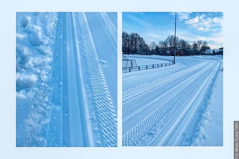 Kolejne miejsce do biegania na nartach