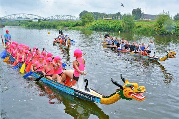 Wyścigi smoczych łodzi w Boguminie – czas i miejsce wydarzenia ulegają zmianie
