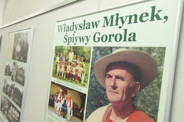 Wystawę poświęconą Władysławowi Młynkowi można oglądać w ZG PZKO