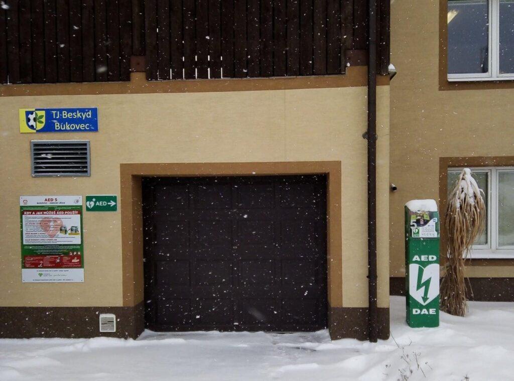 W Bukowcu mają ogólnodostępny defibrylator