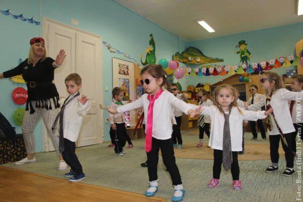 Balik w przedszkolu w Karwinie