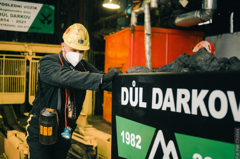 Zakończono wydobycie w kopalni Darków