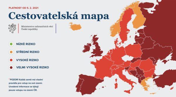 Czesi zmieniają od 5 lutego warunki przekraczania granicy