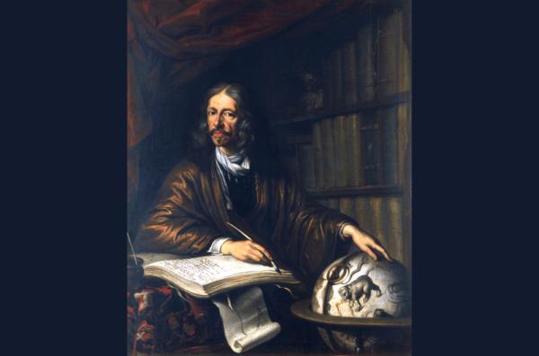 410. rocznica urodzin Jana Heweliusza
