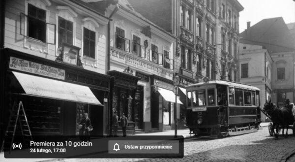 Już dzisiaj można będzie posłuchać o cieszyńskim tramwaju podczas Spotkania Szersznikowskiego