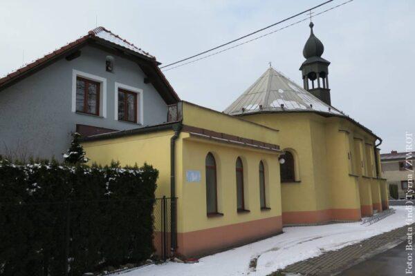 Spacery ze Zwrotem: Kaplica św. Izydora w Wierzniowicach