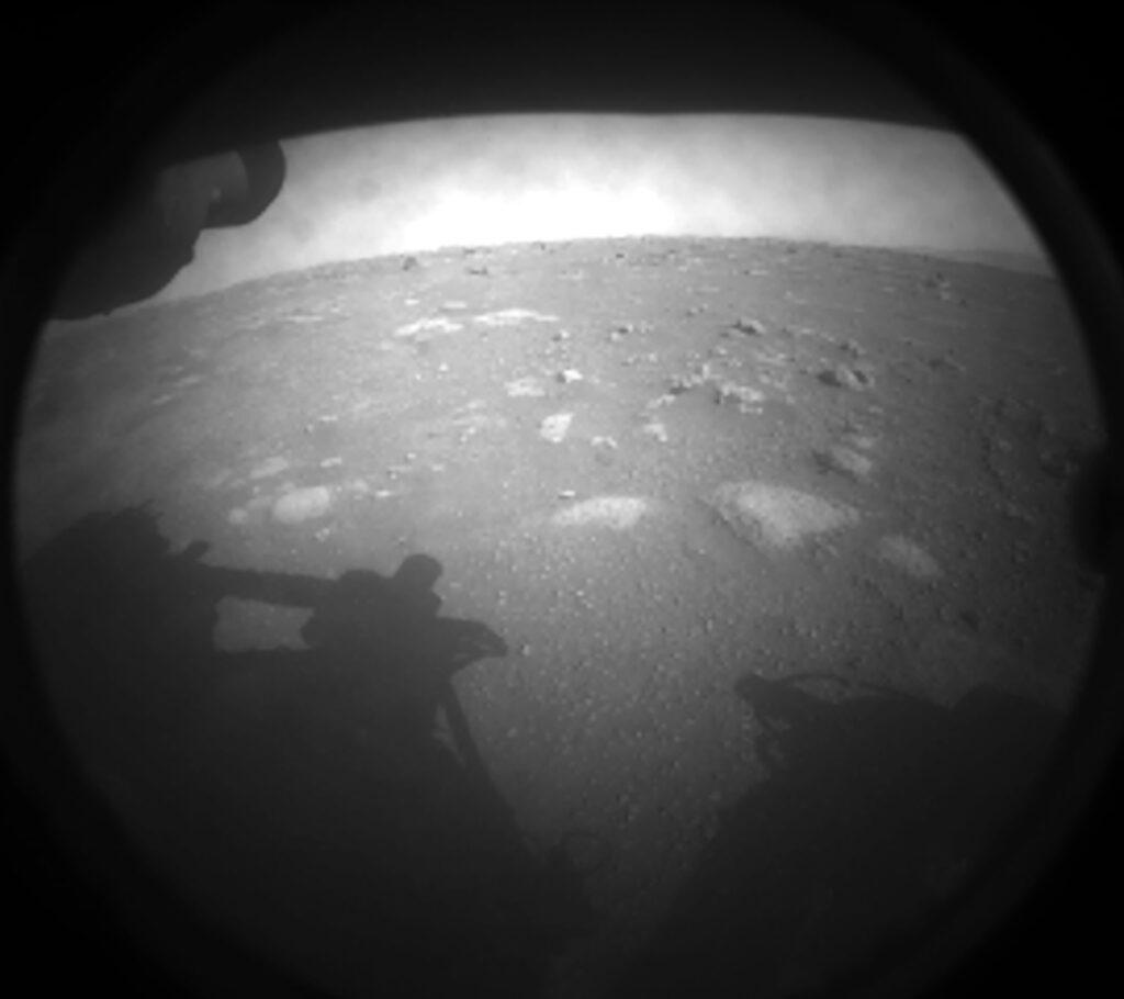 Łazik Perseverance wylądował na Marsie. Polskie ślady