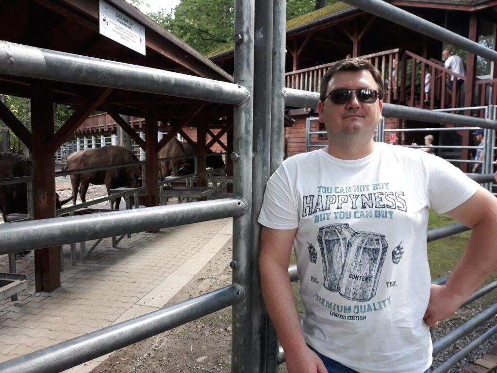 Tomasz Sochacki: Muzeum, w którym zamiast wideł i żaren gromadzone są słowa