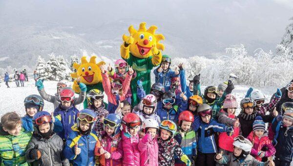 Zawody narciarskie o Maskotkę Ustronia już po raz dwudziesty