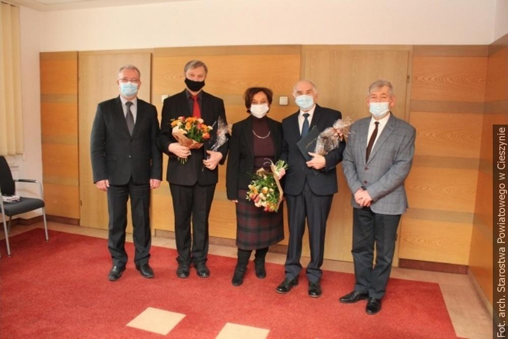 Wręczono ubiegłoroczne Nagrody Szersznika. Wśród nagrodzonych Daniel Kadłubiec
