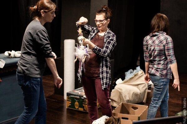 Bajka przygotowuje kolejny spektakl online dla dzieci