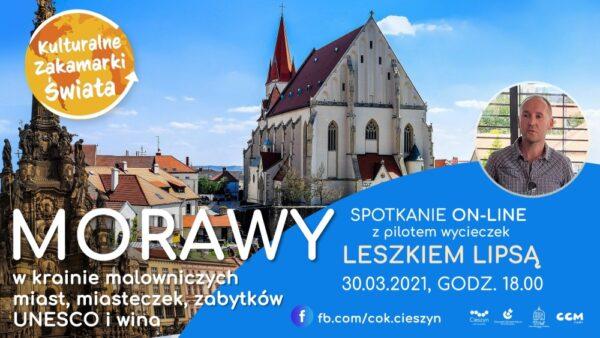 Jak wirtualnie przenieść się na Morawy