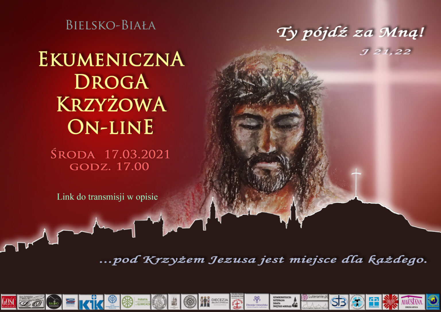 Droga Krzyżowa ekumenicznie i online