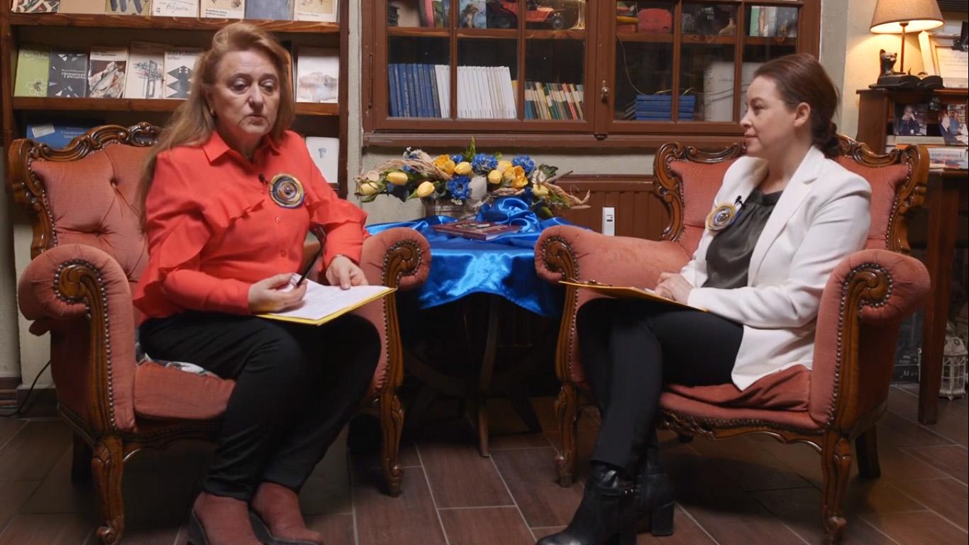 W sieci wysłuchać możemy krótkiej prelekcji o Dorocie Kłuszyńskiej