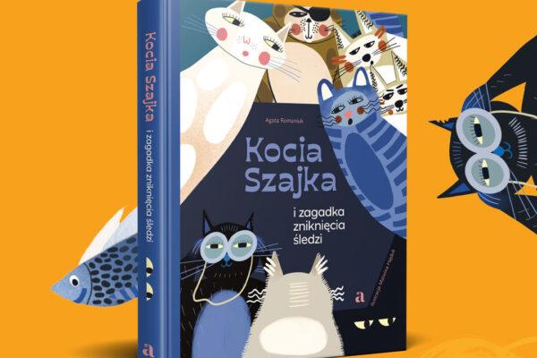 Jest książka dla dzieci, której akcja dzieje się w Cieszynie!