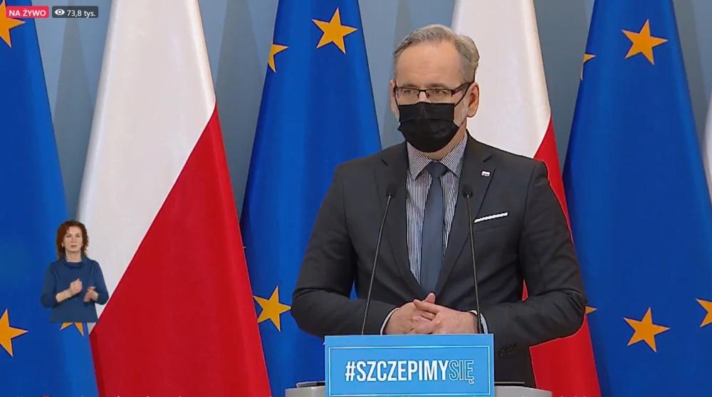 Nowe obostrzenia w Polsce od soboty
