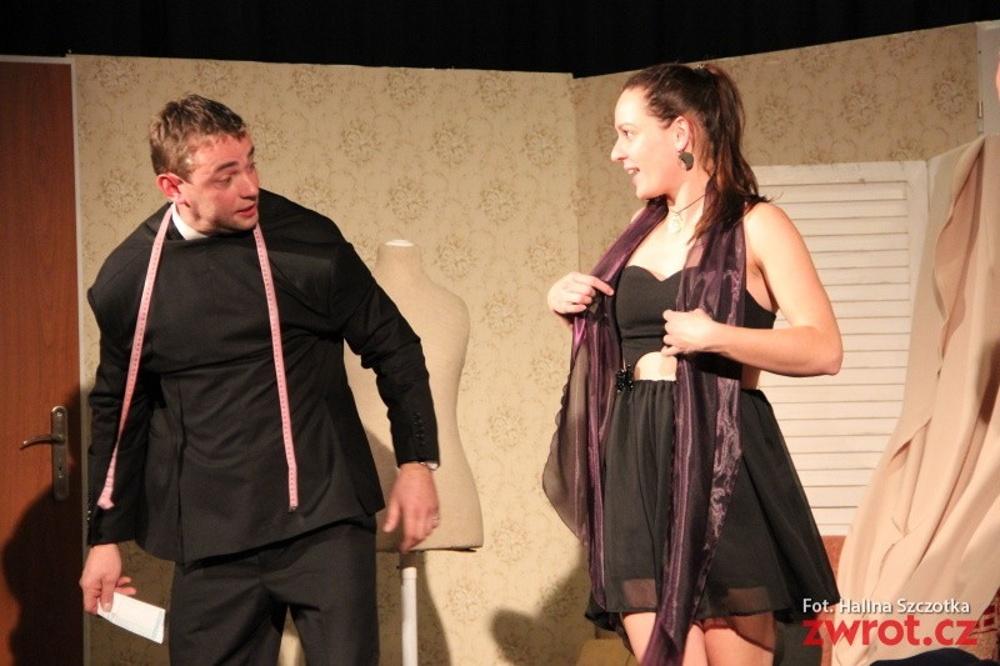 Aktorzy z Ligotki zapraszają na spektakle