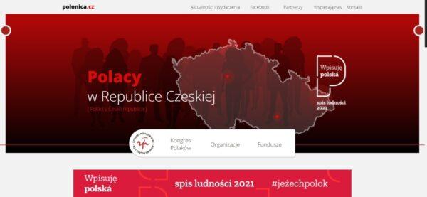 Nowa strona Kongresu Polaków w przededniu spisu