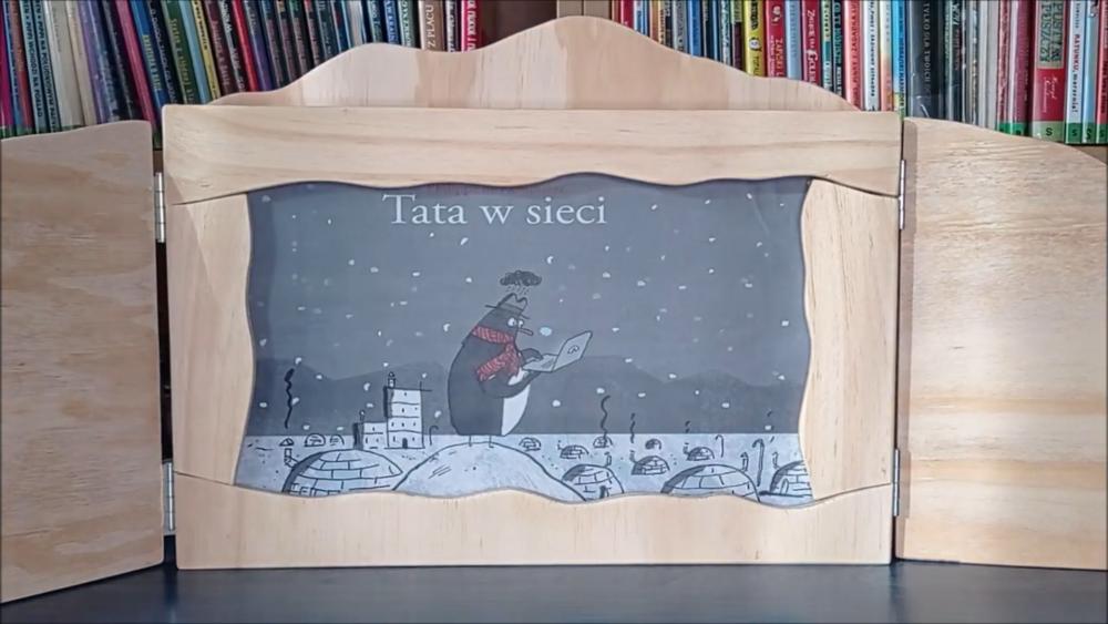 Biblioteka Miejska w Czeskim Cieszynie przygotowała bajkę online dla najmłodszych
