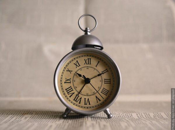 Znowu musimy przestawić zegarki