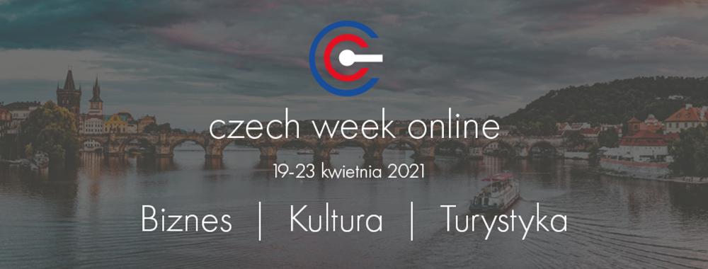 Rozpoczął się Czeski Tydzień Online