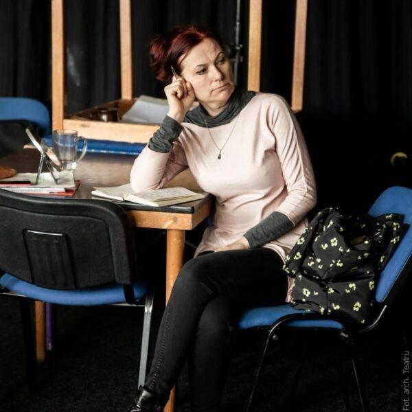 W Scenie Polskiej trwają próby komedii Arnošta Goldflama Garderoba damska