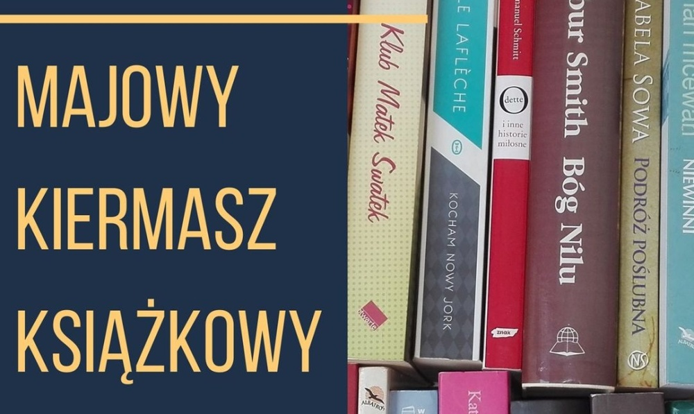 W Bibliotece Miejskiej w Cieszynie będzie można odwiedzić kiermasz książki używanej